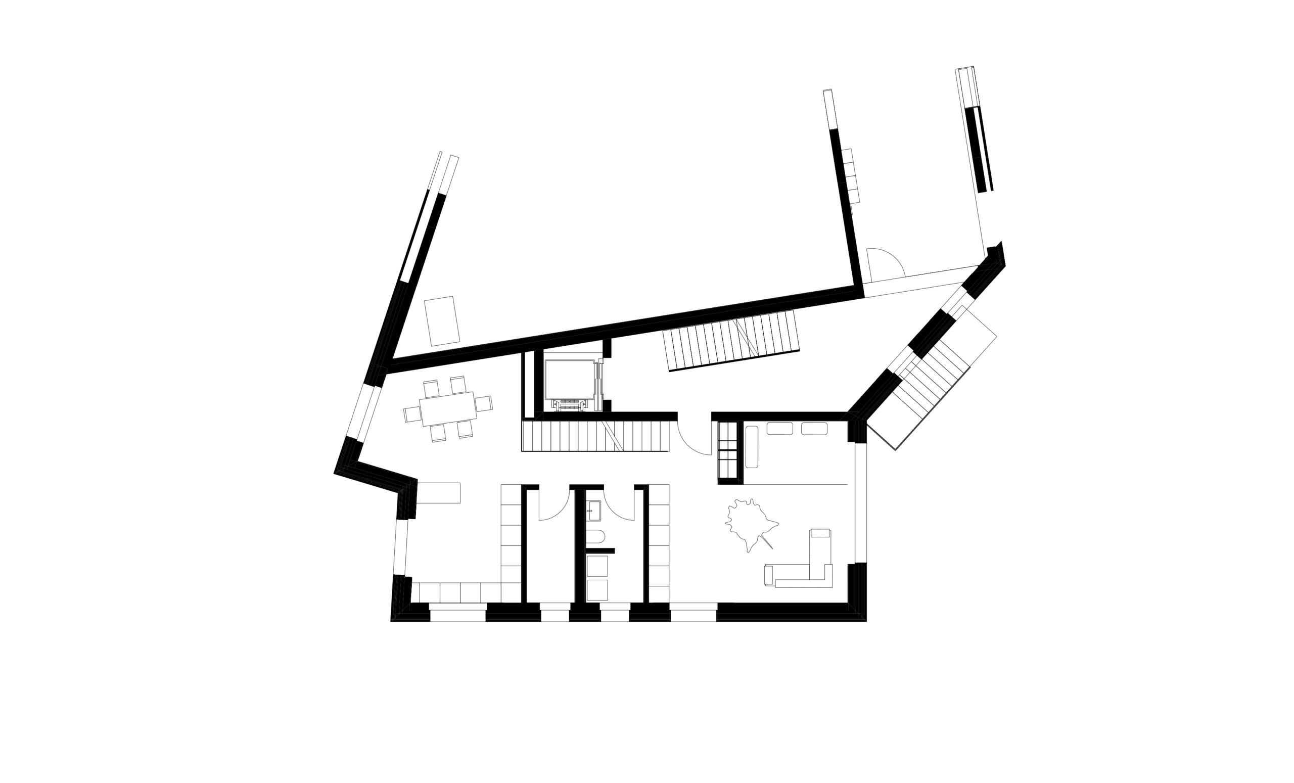 EG, Mehrfamilienhaus Richterswil