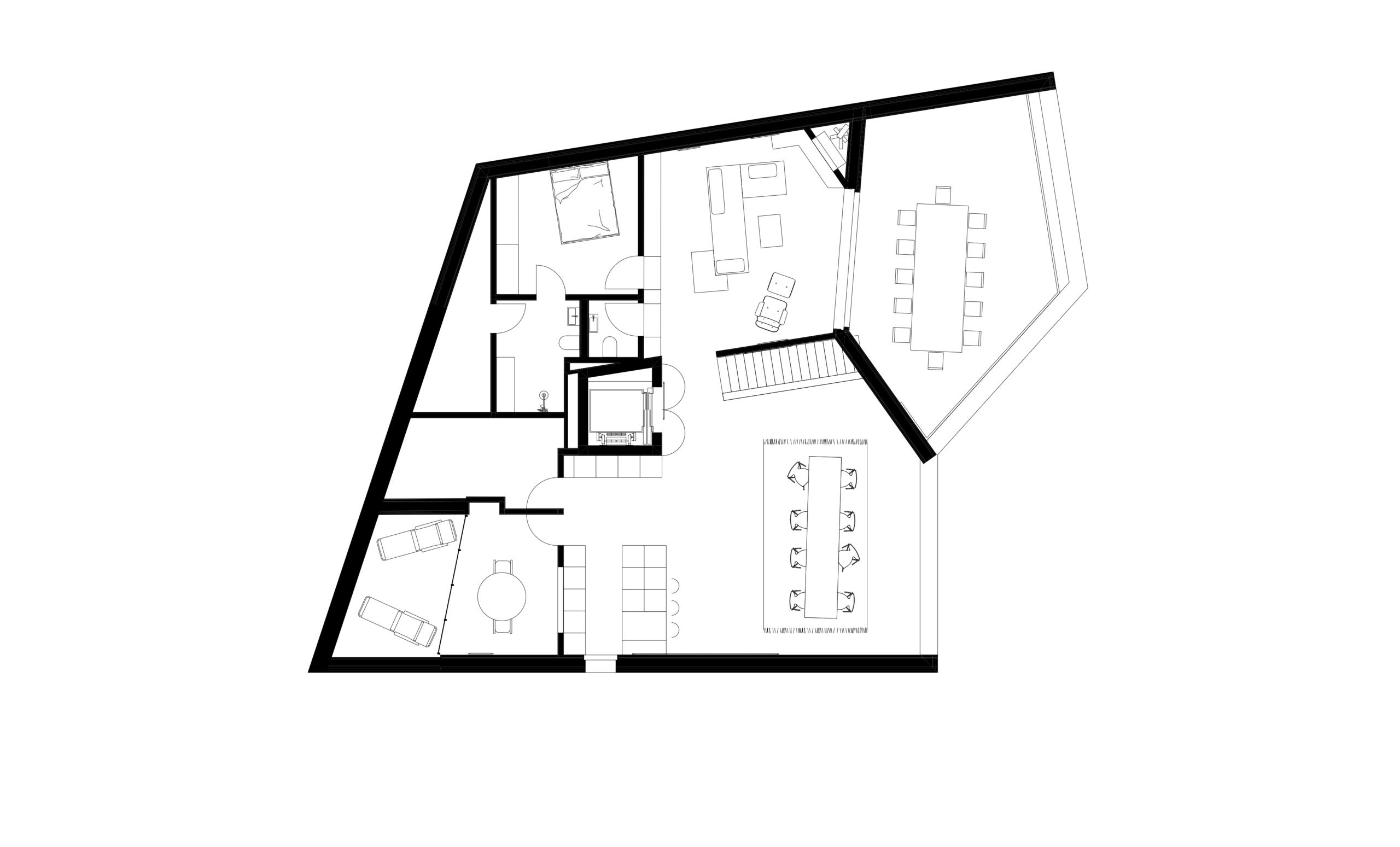 DG Mehrfamilienhaus Richterswil