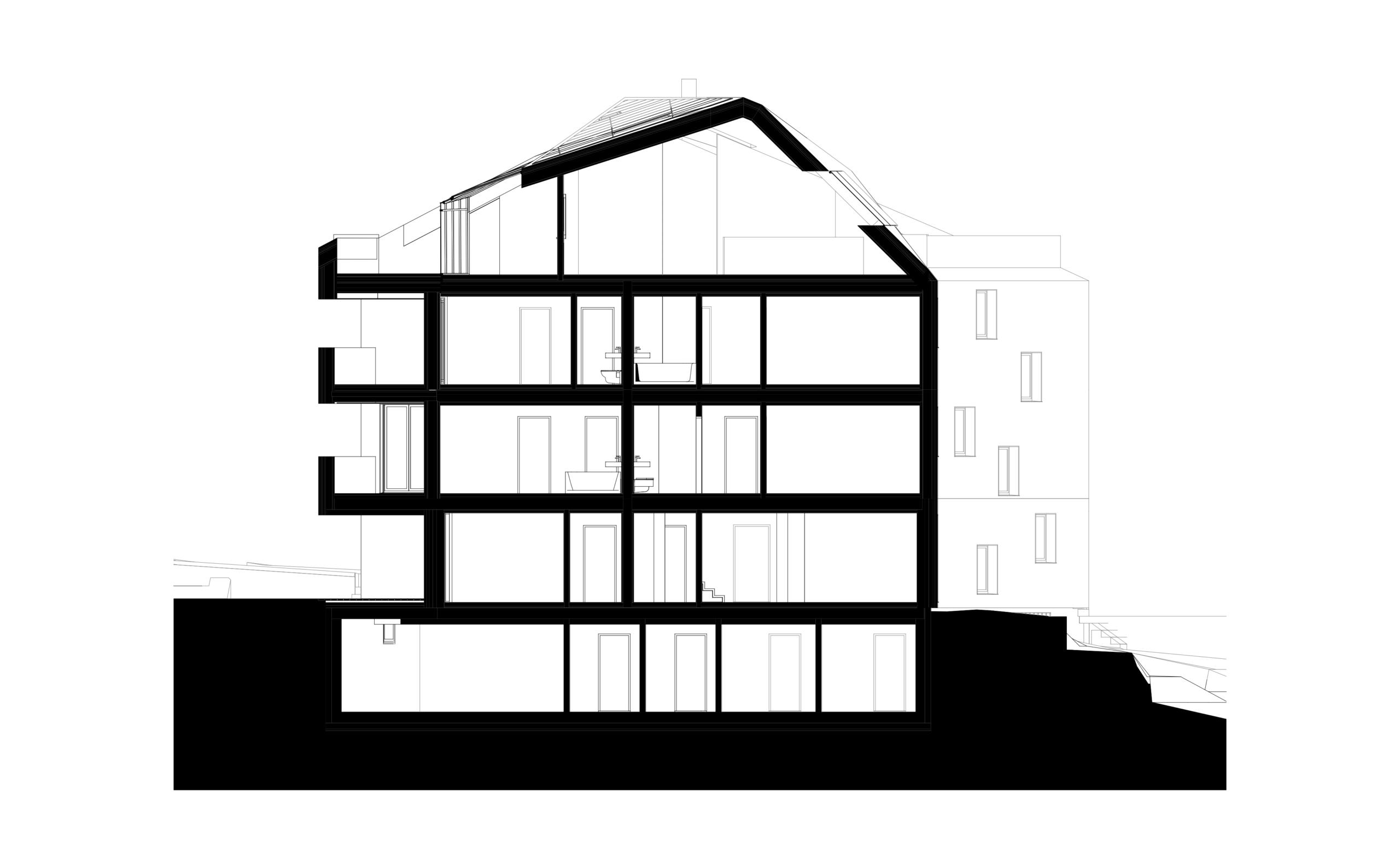 Neubau MFH Richterswil