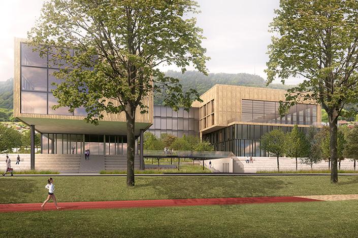 Schulhaus Borrweg