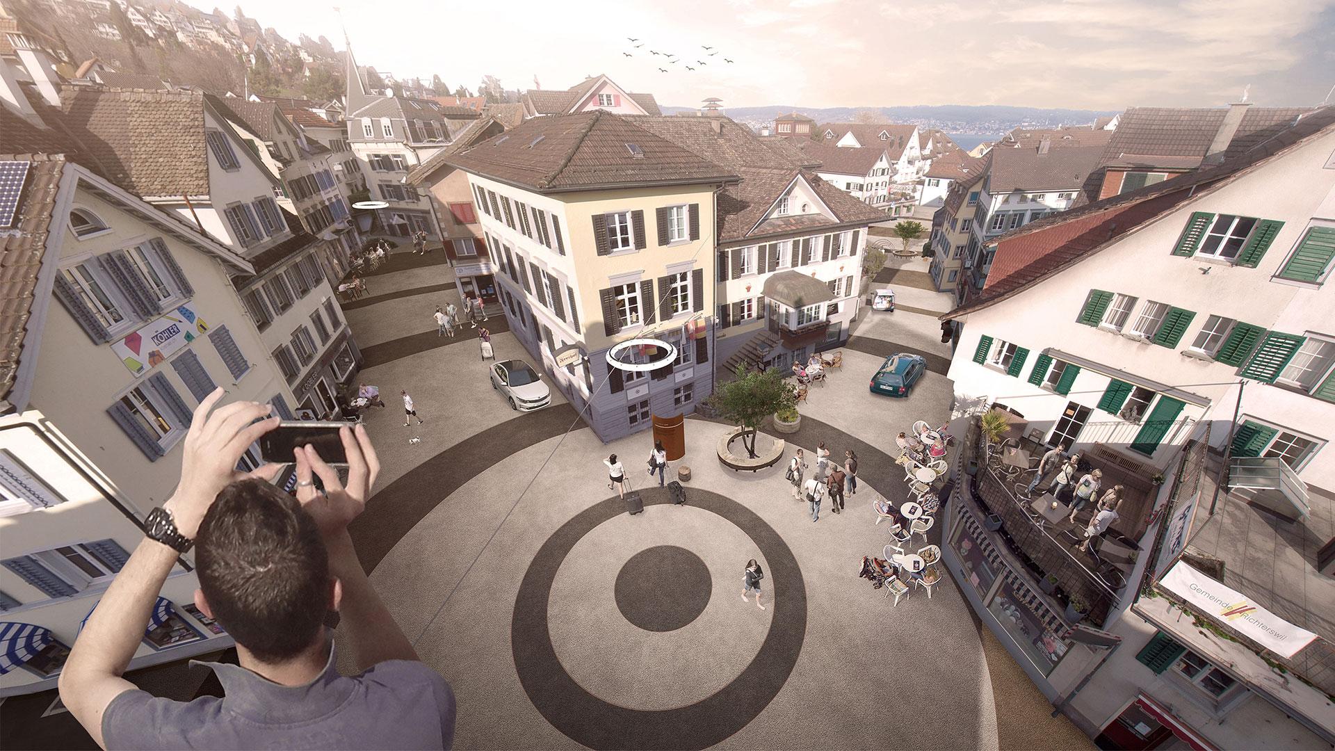 Dorfplatz, Richterswil