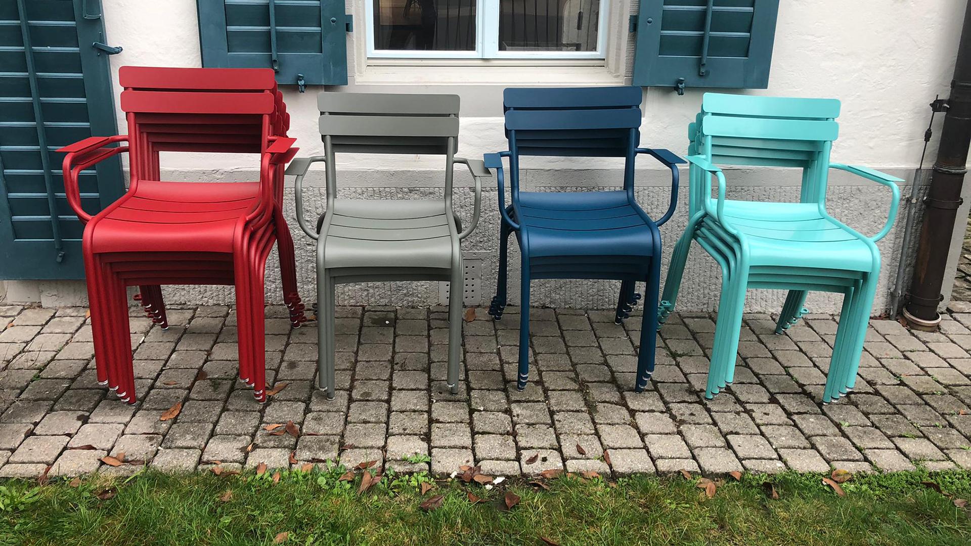 fermob-Stühle